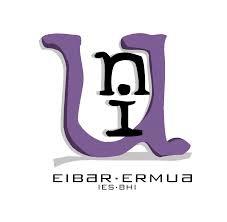 IES UNI Eibar - Ermua BHI logo