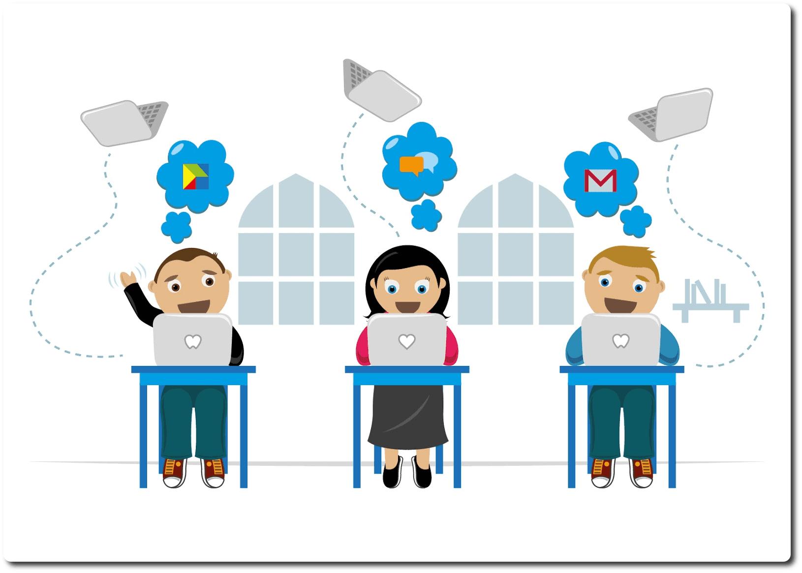 Collaborative Student Experience ~ Educación a distancia sin acceso internet vota tu