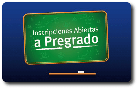 Inscribete en un pregrado