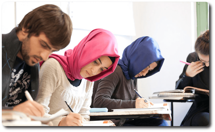 sistema educativo arabe