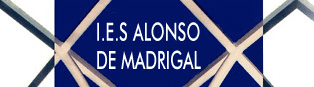IES Alonso de Madrigal logo